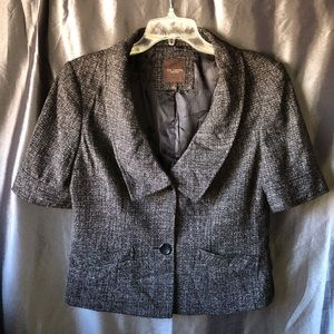 The Limited Collection Short Sleeve Blazer size L